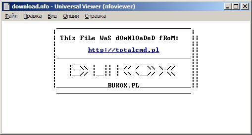 NFOViewer